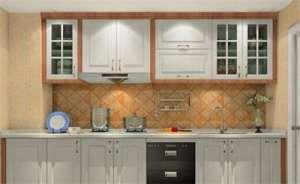 厨柜门用什么材料好 六种常见的橱柜板材介绍_a