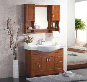资讯生活实木浴室柜有什么优缺点 实木浴室柜该如何选购